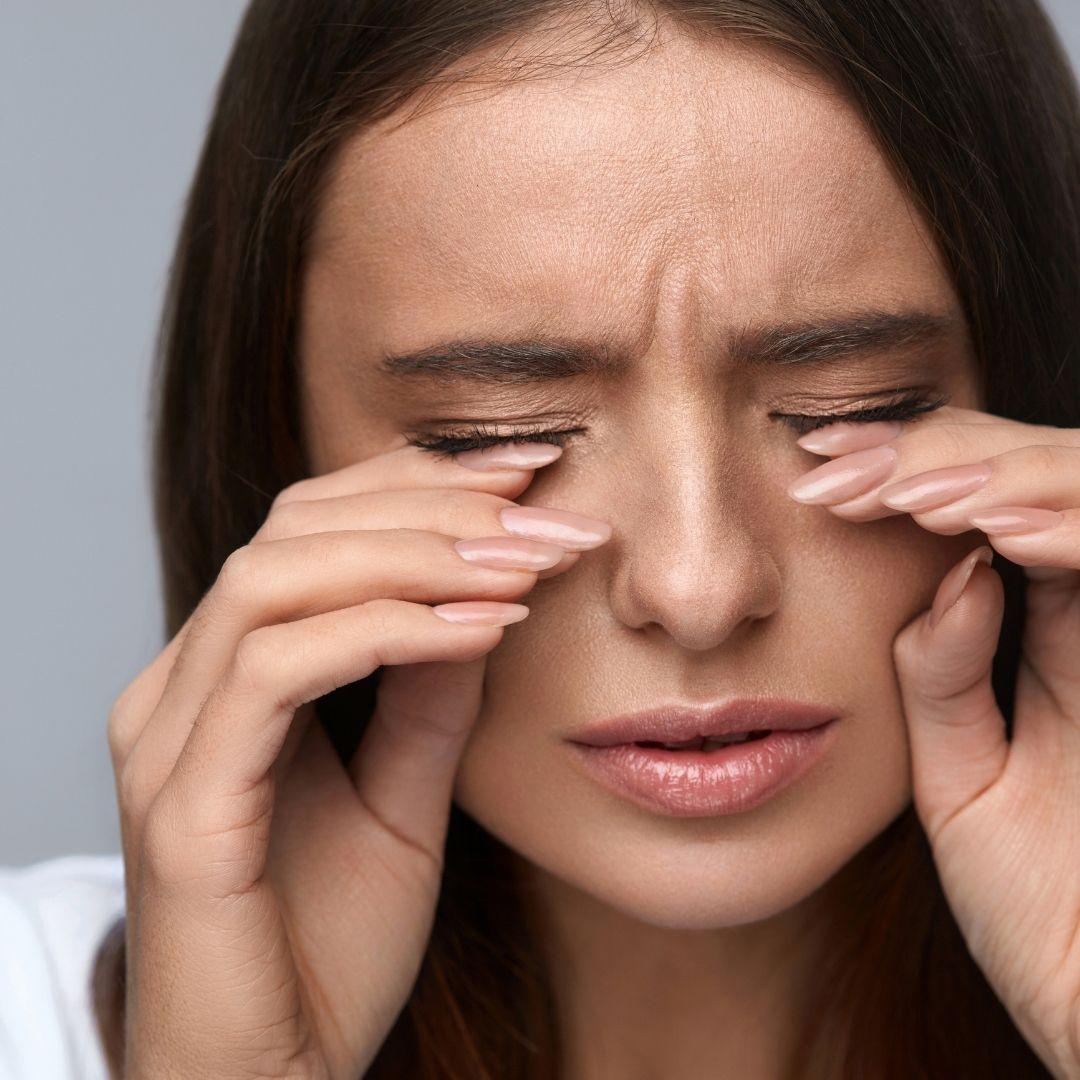 dolor ocular